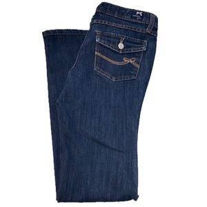 Tommy girl low rise jean size 3